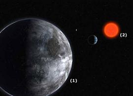 ¿Un planeta parecido a la Tierra?
