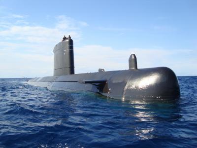 una tanda de submarinos